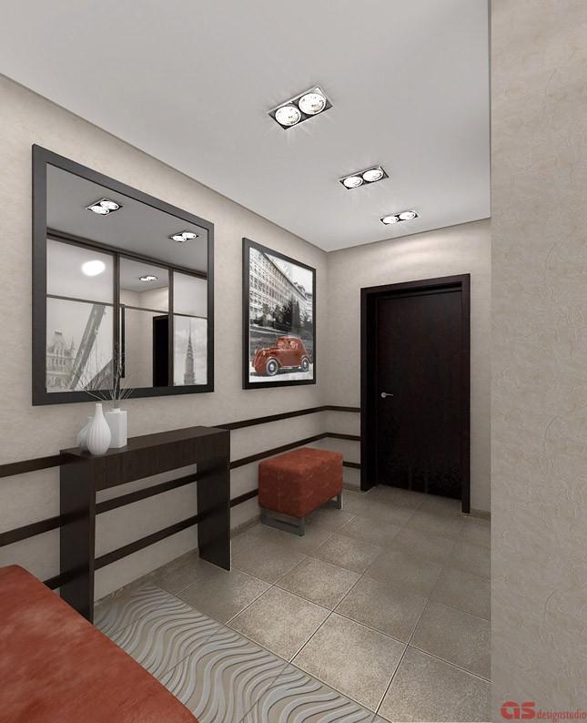 Холл 1