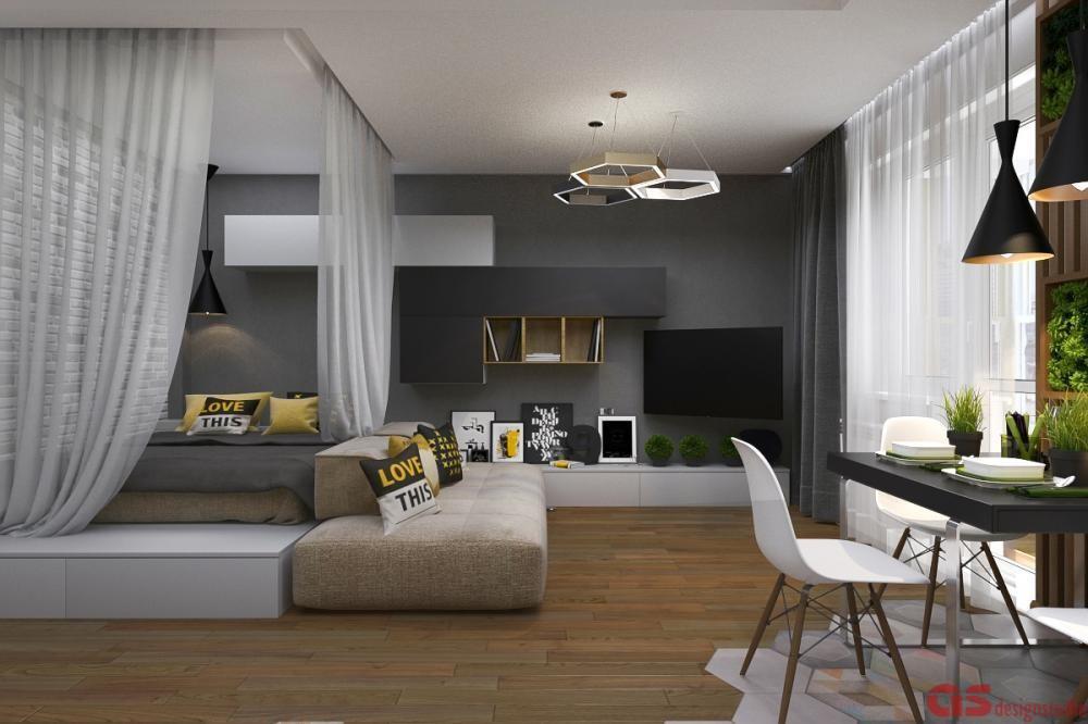 Квартира для молодой девушки в Челябинске