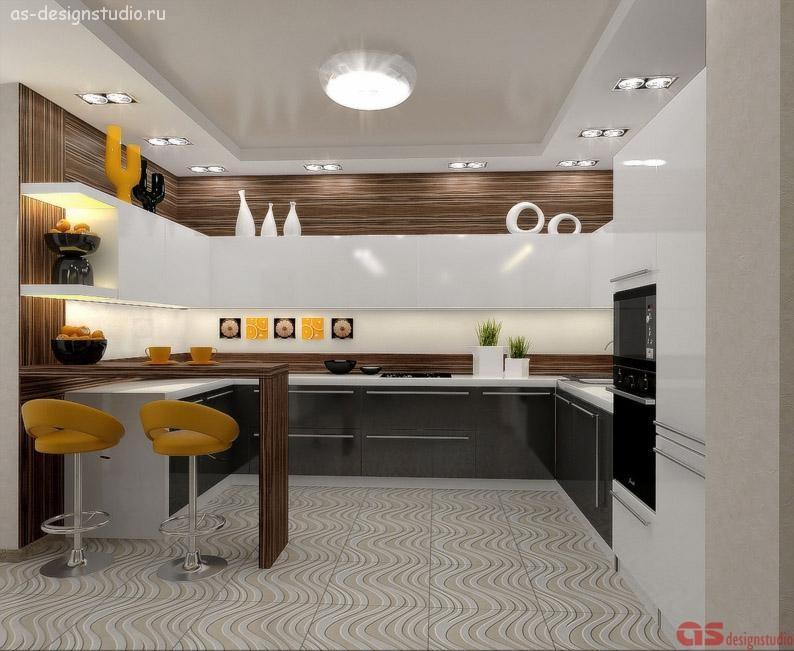 Двухкомнатная квартира в Уфе