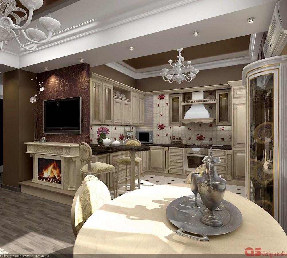 Квартира по ул. Баумана в Екатеринбурге