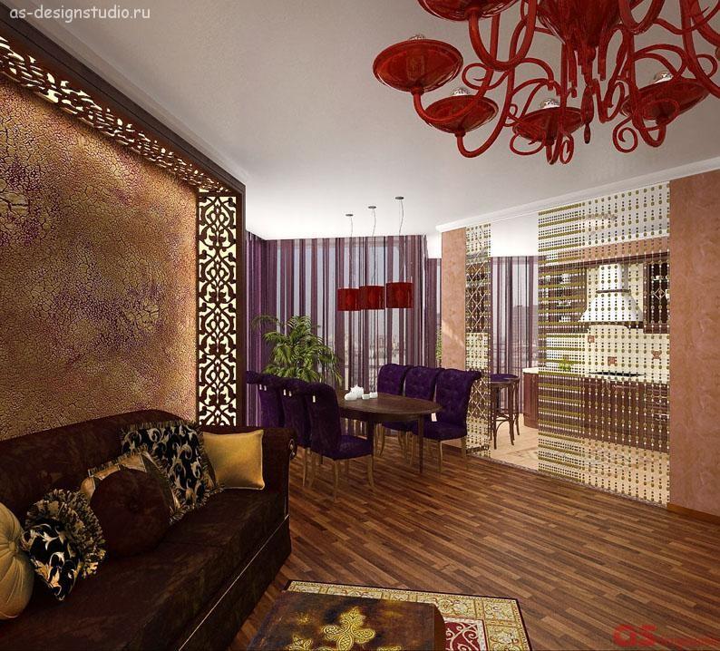Двухэтажная квартира в центре Екатеринбурга
